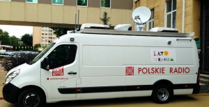 Polish Radio station uses NewsSpotter service